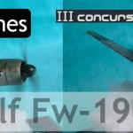 Focke Wulf Fw-190 D (Italeri 1/72)