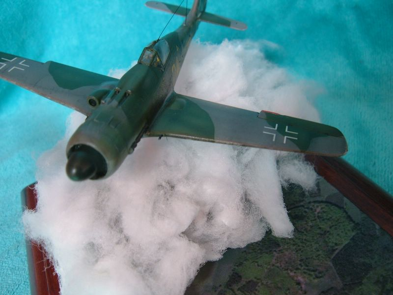 Fw-190D de Italeri