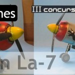 Lavotchkin La-7 (Academy 1/48)
