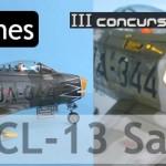 Canadair CL-13 Sabre Mk6 (Revell 1/48)