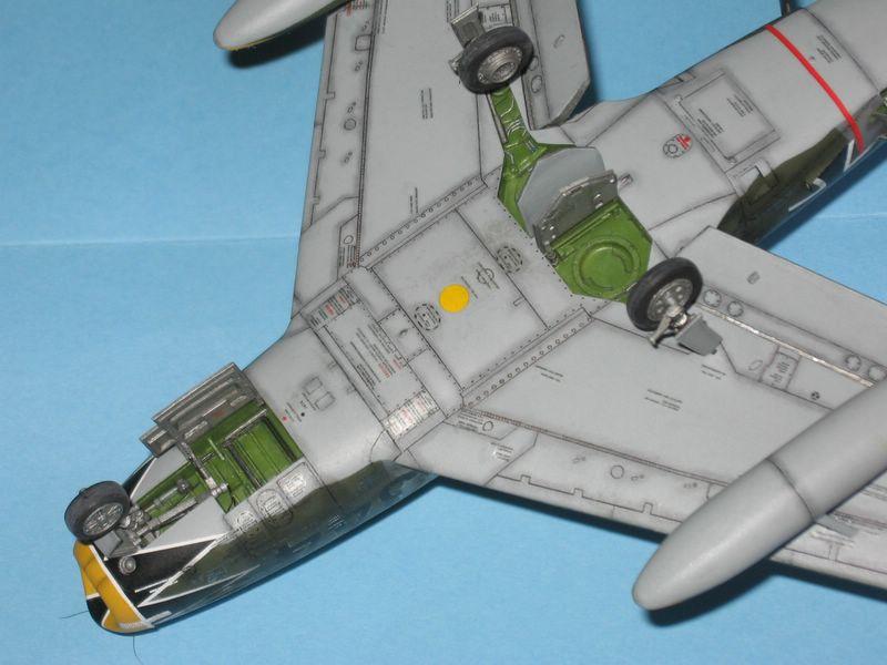 Maqueta F-86 de Revell