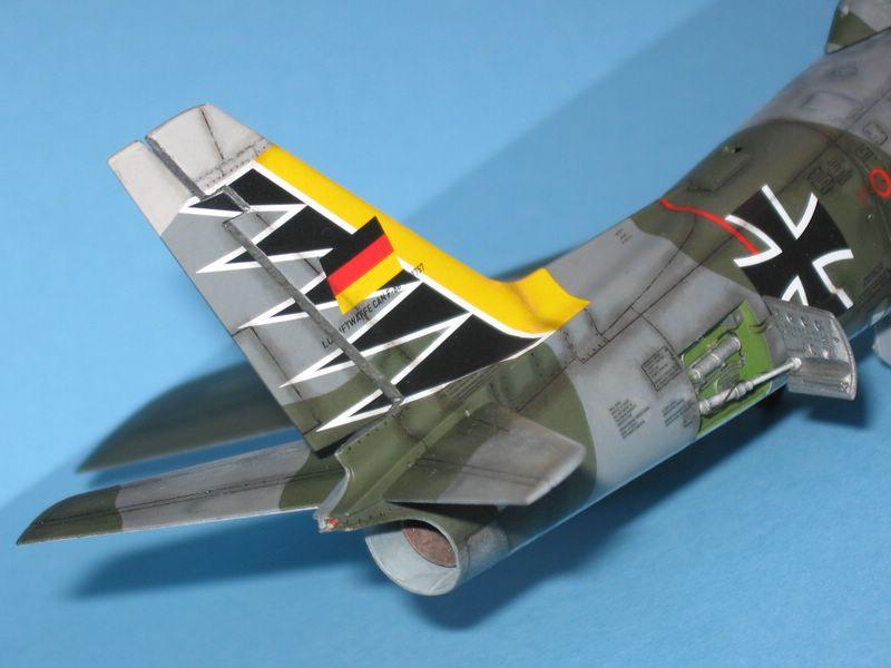 F-86 de la Luftwaffe