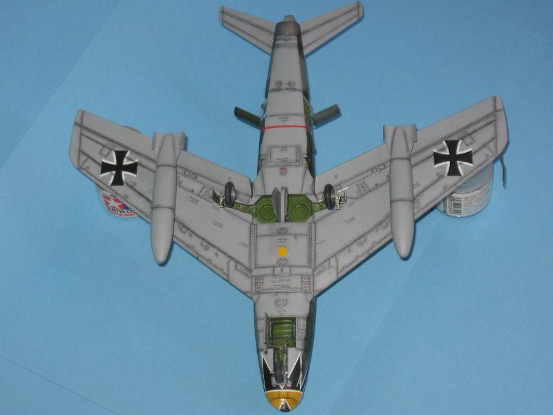 Maqueta Revell F-86