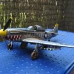 F-51D Mustang de Tamiya
