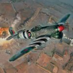 Nueva maqueta de Hawker Typhoon de Italeri