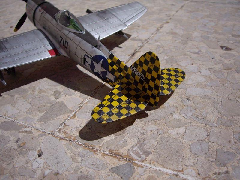 Maqueta Italeri P-47
