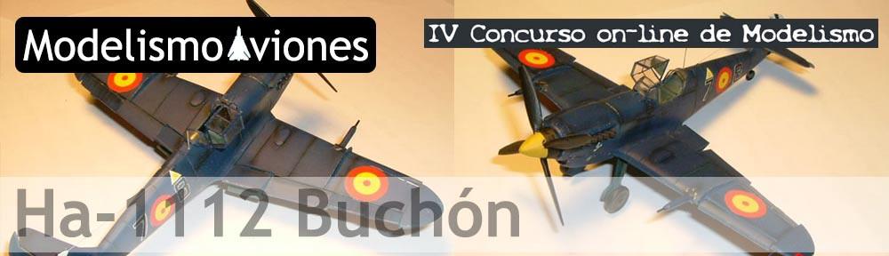 Maqueta HA-1112 Buchón