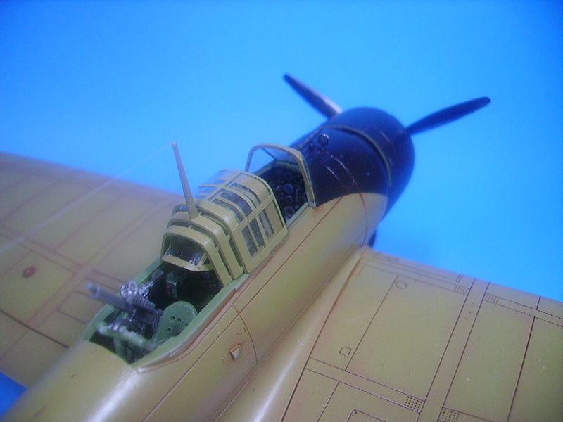 Maqueta avión Val Hasegawa