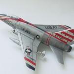Maqueta de F-100 de Hasegawa