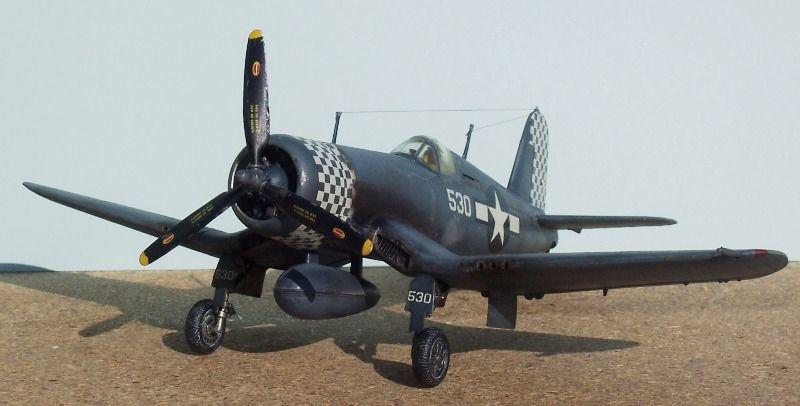 Hélice del F-4U Corsair