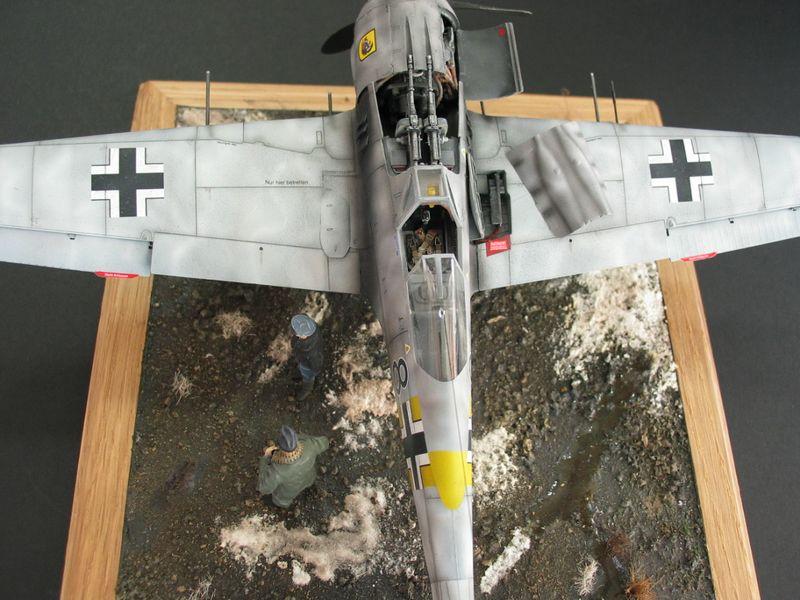 Maqueta Fw-190 06