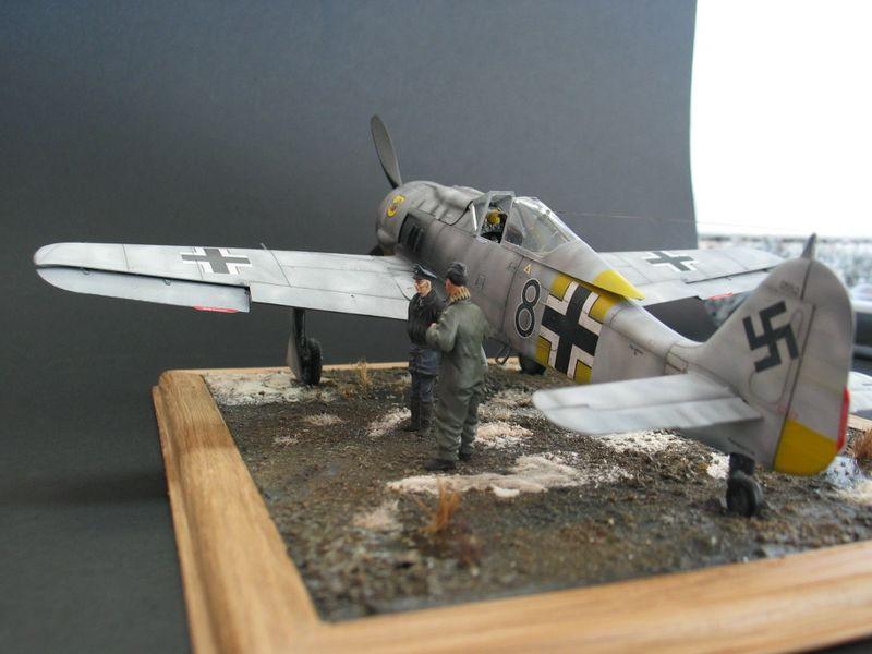 Maqueta Fw-190 07