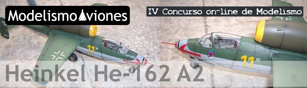 Maqueta He-162