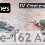 Maqueta del Heinkel He-162 A2 (Revell 1/32)