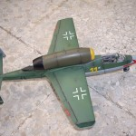 Maqueta Revell He-162 01