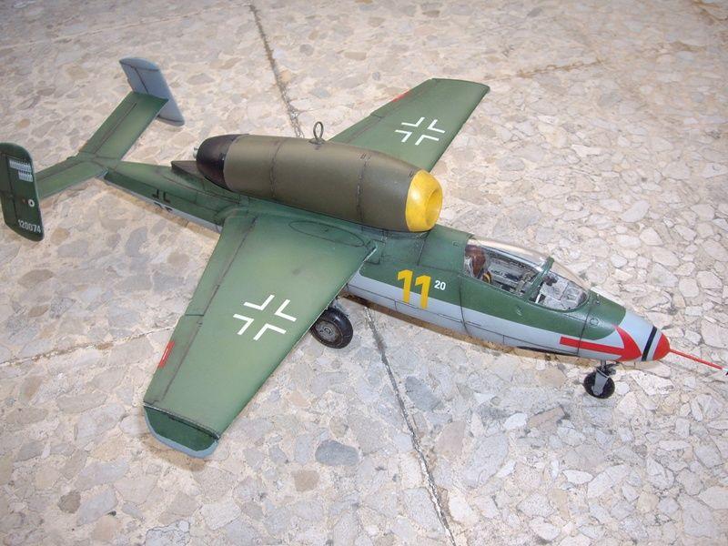 Maqueta Revell He 162 02