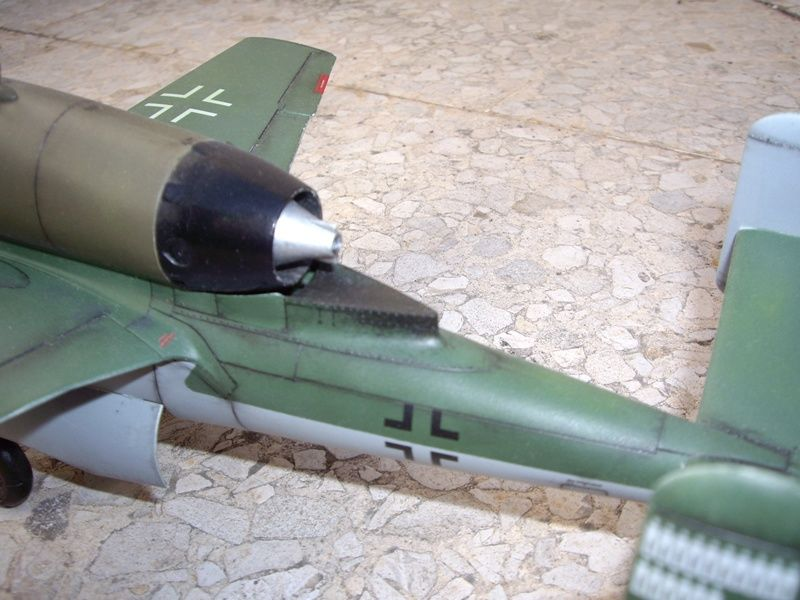 Maqueta Revell He-162 06