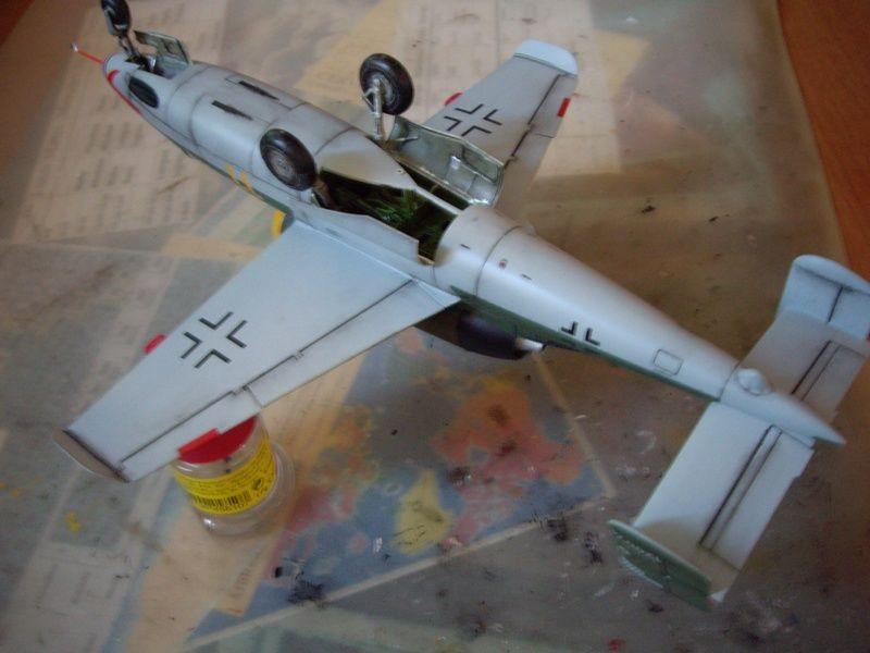 Maqueta Revell Me-162 08