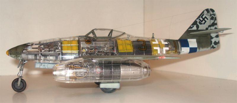 Maqueta Tamiya Me-262 01