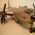 Maqueta B-29 Superfortress 01