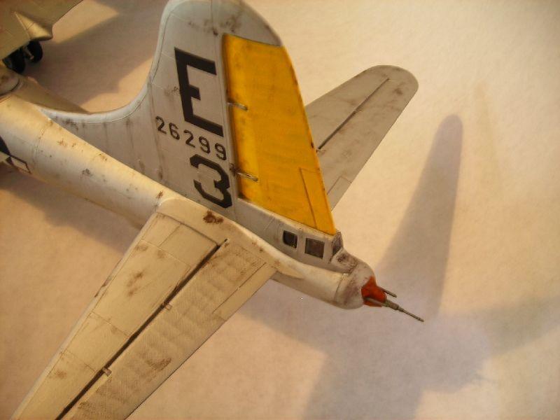 Maqueta B-29 Superfortress 04