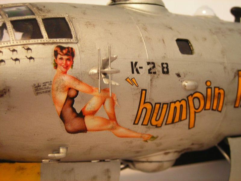 Maqueta B-29 Superfortress 05