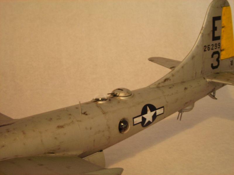 Maqueta B-29 Superfortress 06