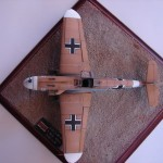 Maqueta Bf-109 Hasegawa