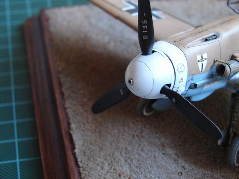 Maqueta Bf-109 Hasegawa 6