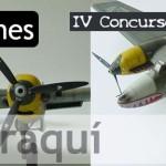 Maqueta Bf-110 E Iraquí (Eduard 1/48)