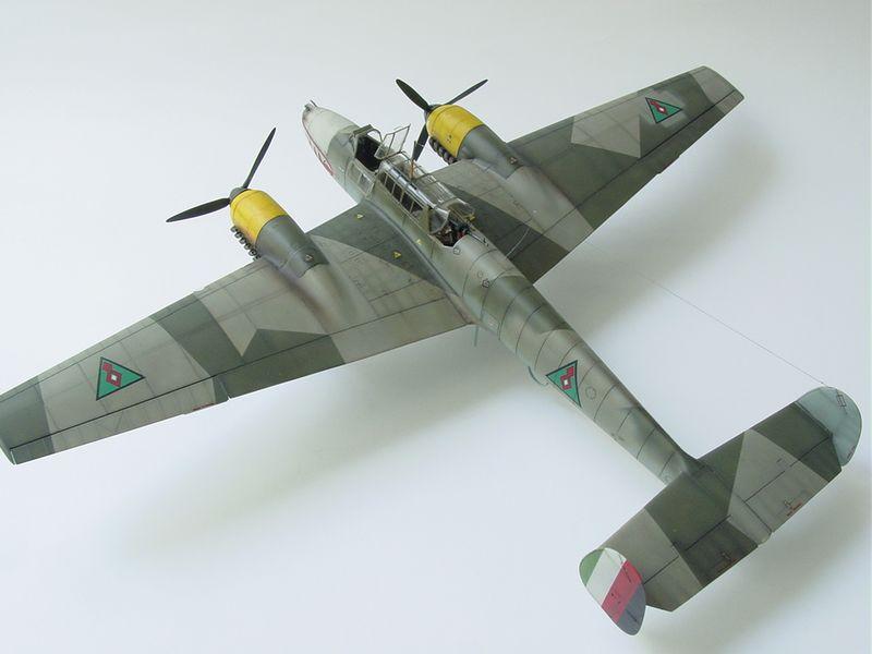 Maqueta Bf-110 E 02