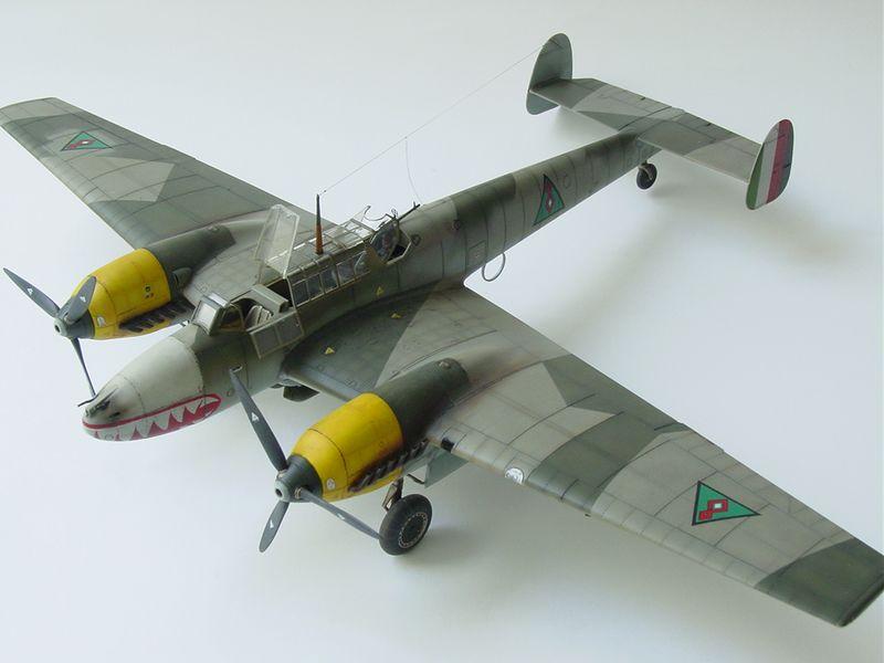 Maqueta BF-110 E 03