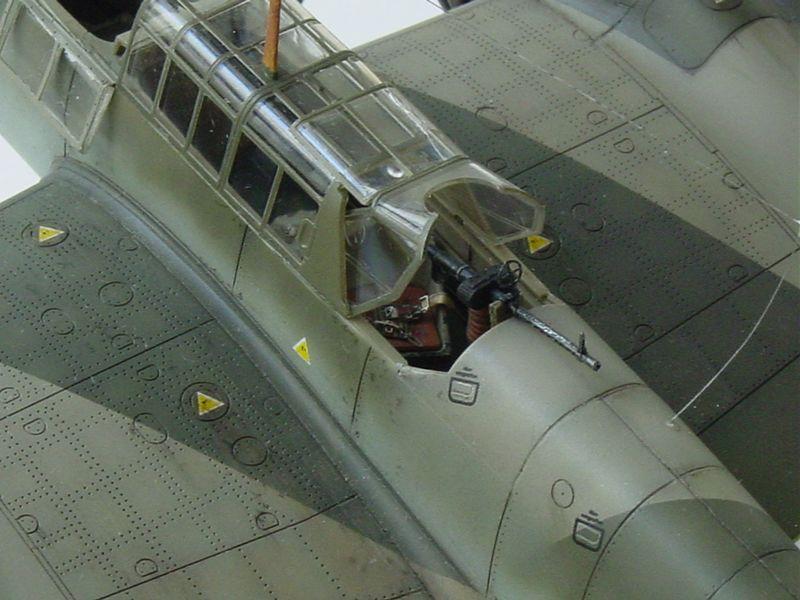 Maqueta Bf-110 E 07