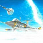 Nuevo F-104 de Italeri, ahora a 1/72