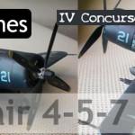 Maqueta F4U Corsair 4-5-7 (Mackit 1/48)