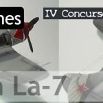 Maqueta Lavochkin La-7 (Academy 1/48)
