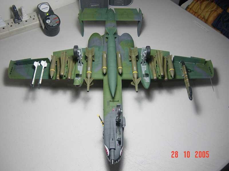 Maqueta A-10 Thunderbolt 04
