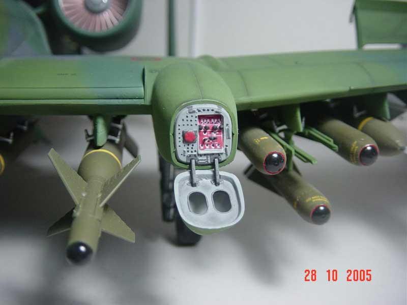 Maqueta A-10 Thunderbolt 06