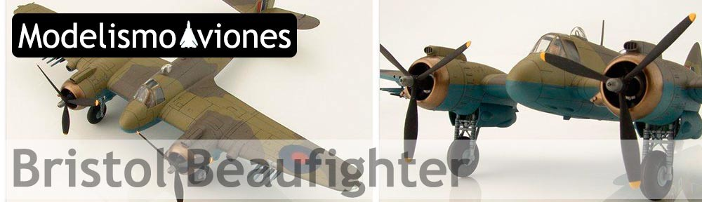 Maqueta Tamiya Bristol Beaufighter