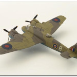 Maqueta Bristol Beaufighter 01