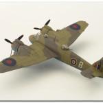 Maqueta Bristol Beaufighter 01