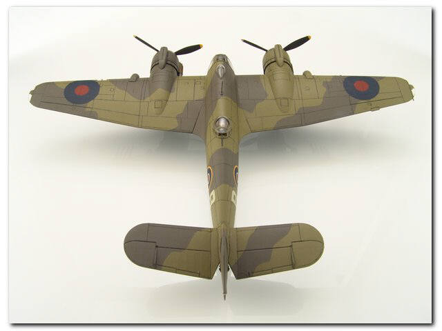 Maqueta Bristol Beaufighter 02