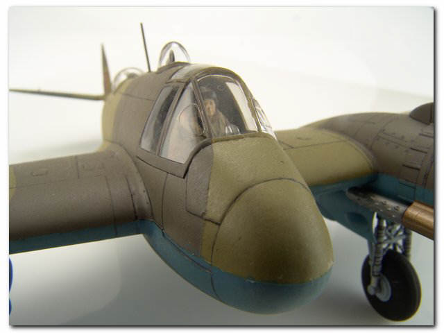 Maqueta Bristol Beaufighter 04