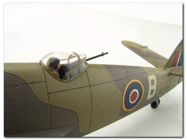 Maqueta Bristol Beaufighter 05