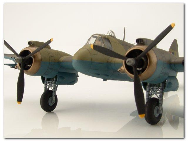 Maqueta Bristol Beaufighter 06