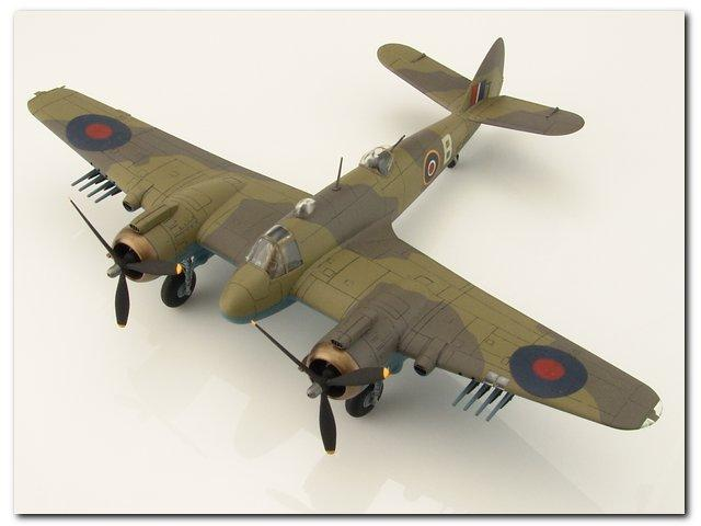 Maqueta Bristol Beaufighter 07