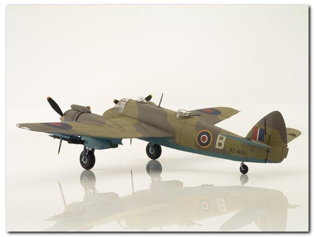 Maqueta Bristol Beaufighter 08