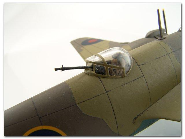Maqueta Bristol Beaufighter 09