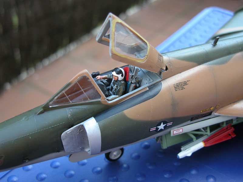 Maqueta F-102 Delta Dagger 01