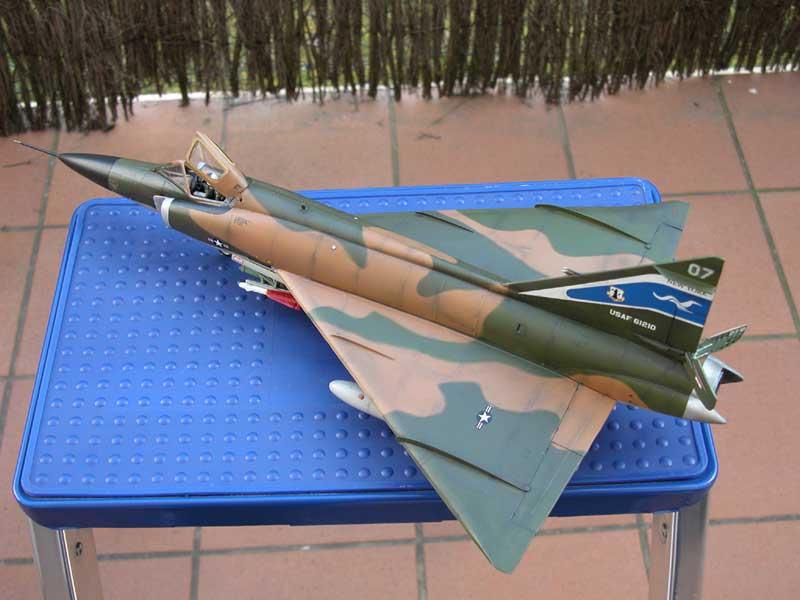 Maqueta F-102 Delta Dagger 04
